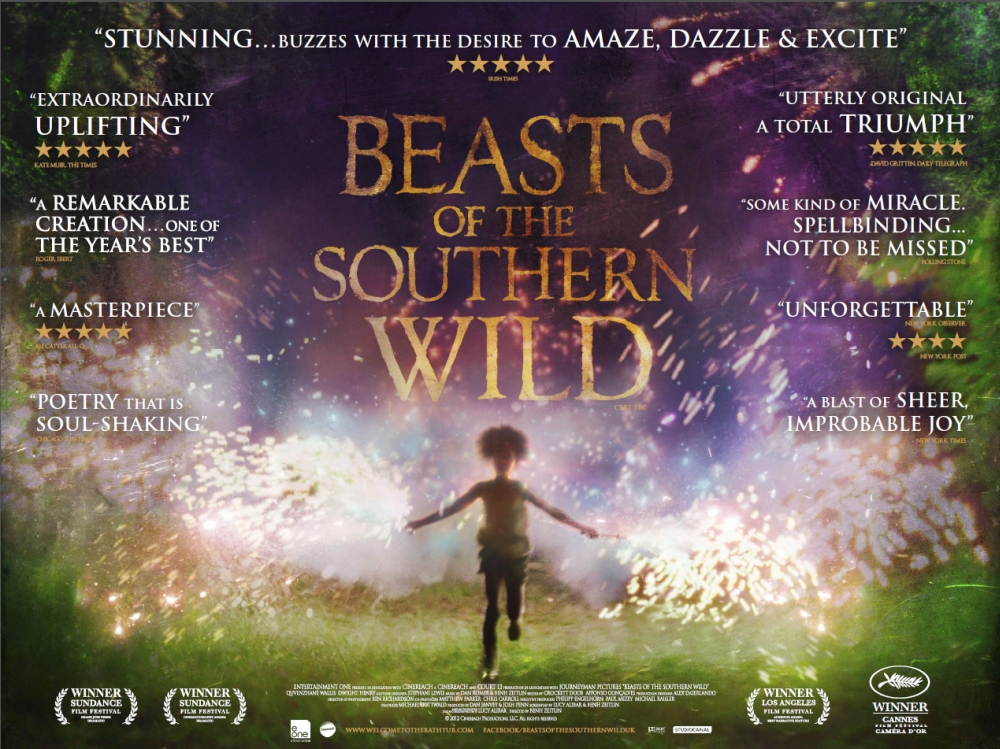Beasts of a Southern Wild poster